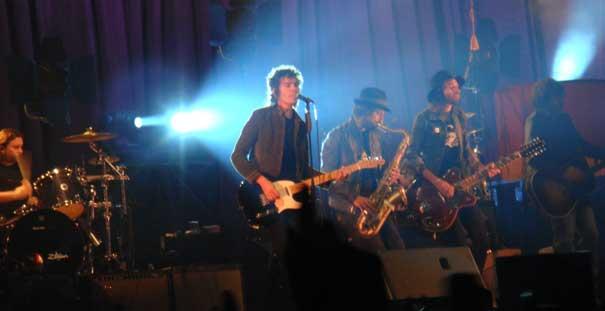 Pereza en el Leon Arena 02 - 12 de febrero de 2010