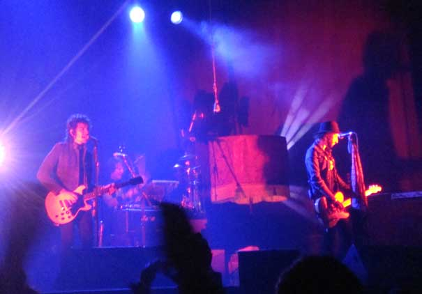 Pereza en el Leon Arena 05 - 12 de febrero de 2010