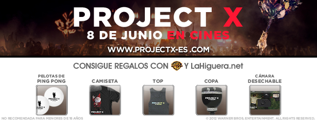 Info Project X