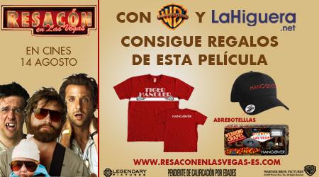 Info concurso Resacon en Las Vegas