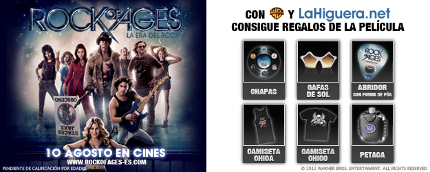 Info Rock of Ages