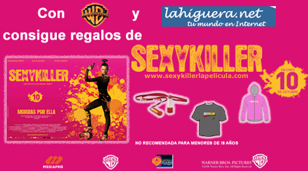 Info concurso Sexykiller