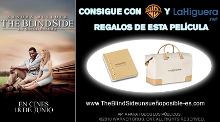 Info concurso The blind side