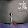 A great big world: Say something - portada reducida