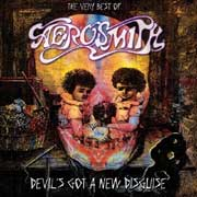 Aerosmith: Devil's got a new disguise, The very best of - portada mediana