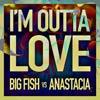 Anastacia: I'm outta love - portada reducida