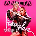 Anitta: Faking love - portada reducida