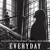 A$AP Rocky con Rod Stewart, Miguel y Mark Ronson: Everyday - portada reducida