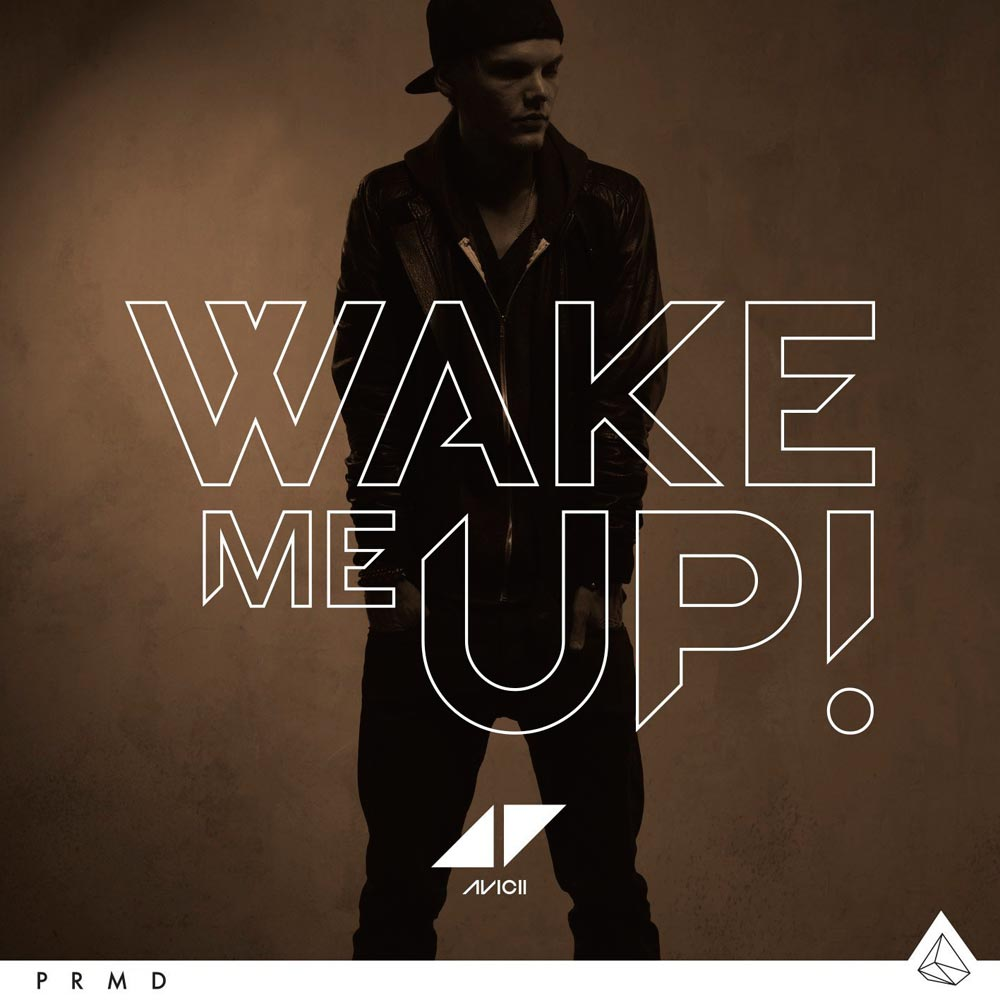 Avicii Con Aloe Blacc: Wake Me Up, La Portada De La Canción