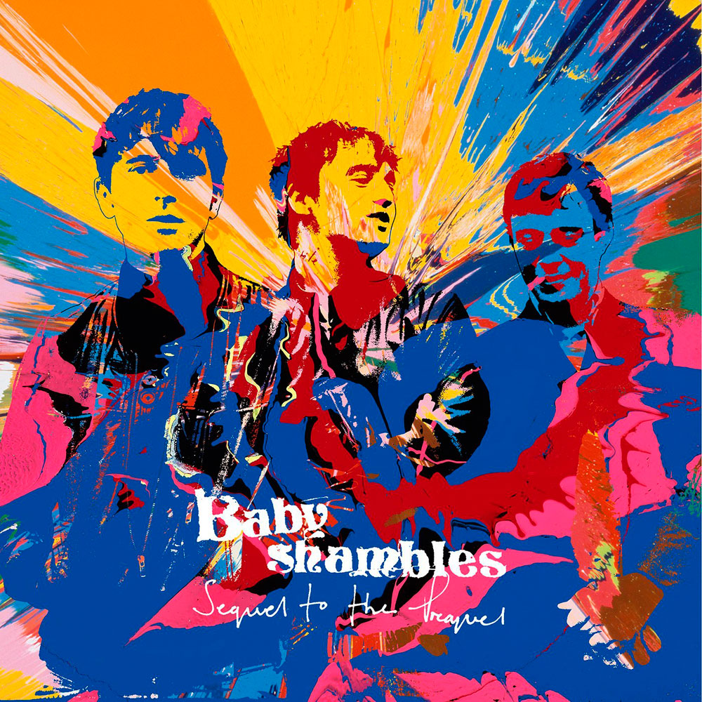 Portada del Sequel to the Prequel de Babyshambles