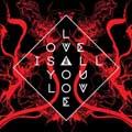 Band of Skulls: Love is all you love - portada reducida
