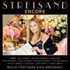 Barbra Streisand: Encore Movie partners sing Broadway - portada reducida