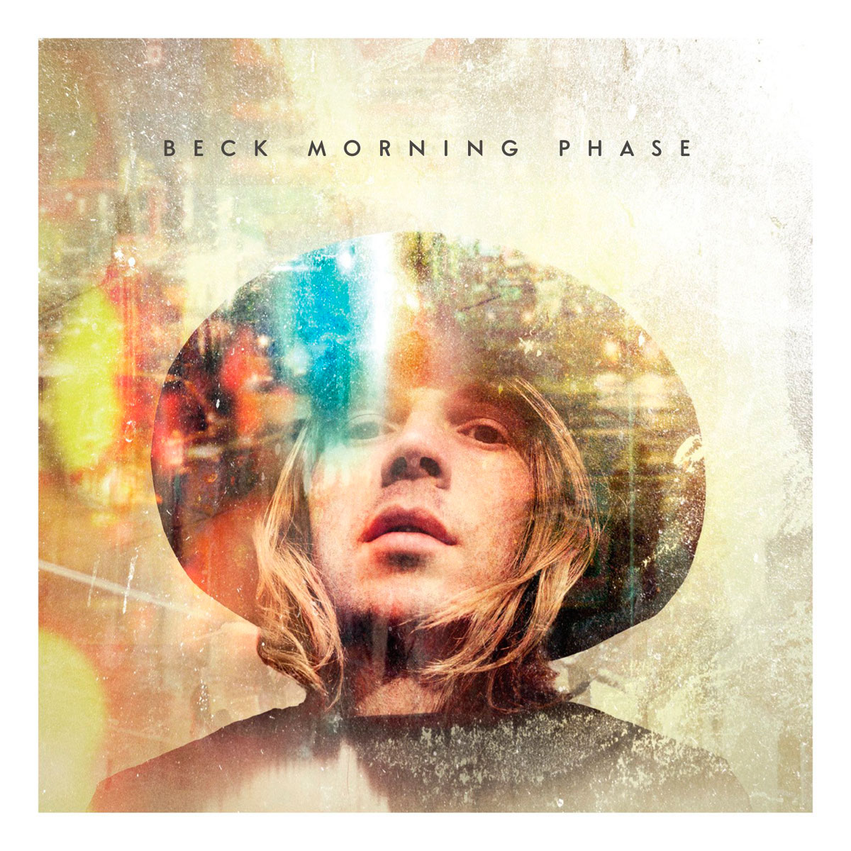 Beck, la portada de su disco Morning phase