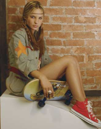 Imagen de Belinda en el canal de música. Puedes enviar la fotografía ...