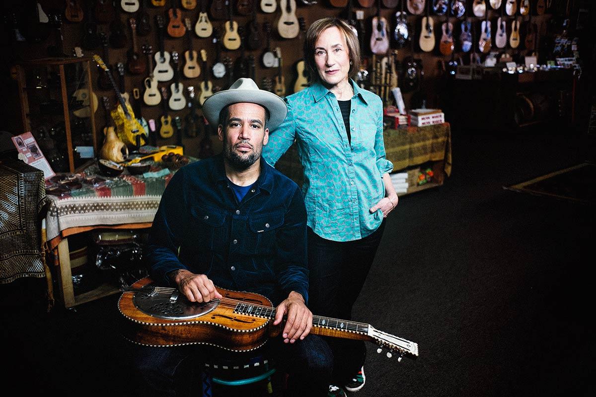 Ben y Ellen Harper