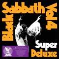 Black Sabbath: Vol.4: Super deluxe - portada reducida