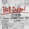 Bob Dylan: The Real Royal Albert Hall 1966 Concert - portada reducida