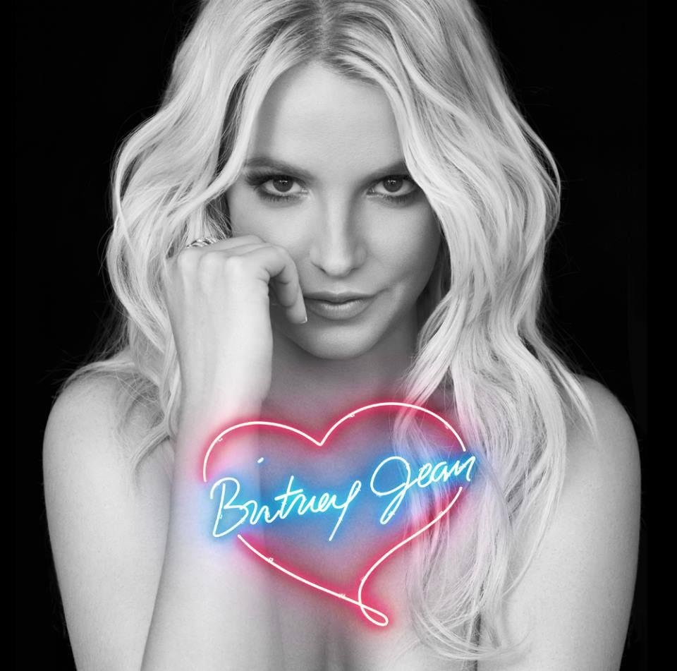 Britney Spears: Britney Jean - portada del disco