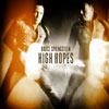 Bruce Springsteen: High hopes - portada reducida