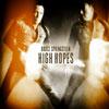 Bruce Springsteen: High hopes - portada reducida