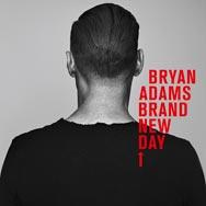 Bryan Adams: Brand new day - portada reducida