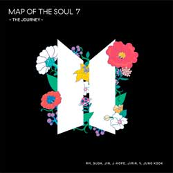 BTS: Map of the Soul: 7 The journey - portada mediana