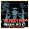Bunbury: Madrid, Área 51 - portada reducida