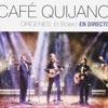 Café Quijano: Orígenes: El bolero en directo - portada reducida