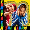 Chris Brown: Fan of a fan The album - con Tyga - portada reducida
