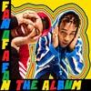 Chris Brown: Fan of a fan The album - con Tyga - portada reducida