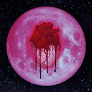 Chris Brown: Heartbreak on a full moon - portada mediana