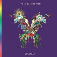 Coldplay: Live in Buenos Aires - portada mediana