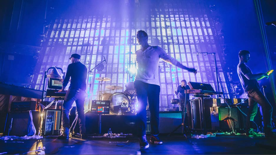 Coldplay iTunes Festival 2014