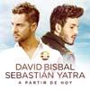 David Bisbal con Sebastián Yatra: A partir de hoy - portada reducida