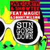David Guetta: Sun goes down - portada reducida