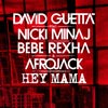 David Guetta: Hey mama - portada reducida