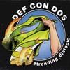 Def con Dos: #trending_distopic - portada reducida
