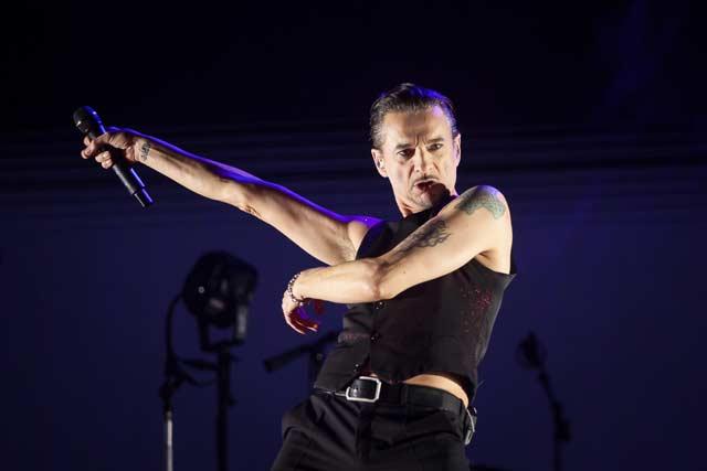 Depeche Mode en el Bilbao BBK Live 2017