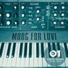 Disclosure: Moog for love - portada reducida