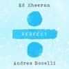 Ed Sheeran: Perfect symphony - portada reducida
