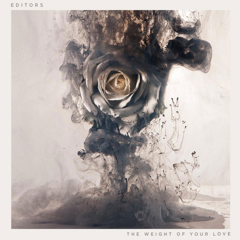 Carátula de The weight of your love, un disco de Editors