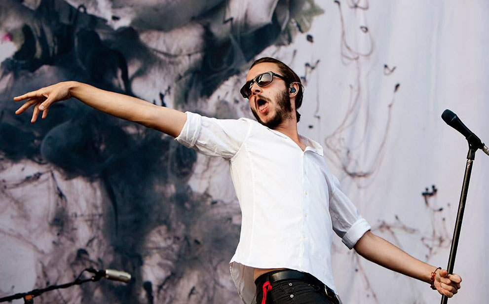 Tom Smith de Editors