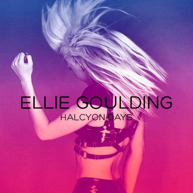 Ellie Goulding - portada de Halcyon Days