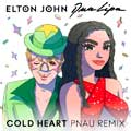 Elton John con Dua Lipa: Cold heart (Pnau remix) - portada reducida