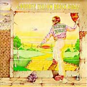 Carátula del Goodbye Yellow Brick Road, Elton John