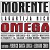 Enrique Morente: Omega 20 Aniversario - portada reducida