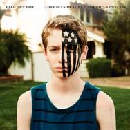 Fall Out Boy: American beauty / American psycho - portada mediana