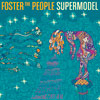 Foster the People: Supermodel - portada reducida