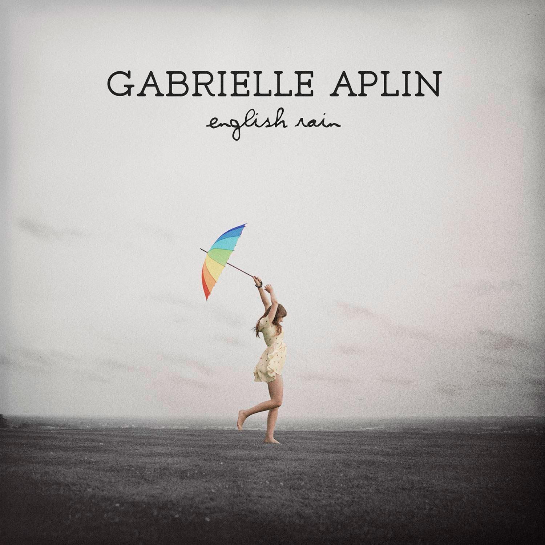 English Rain, la carátula del disco de Gabrielle Aplin