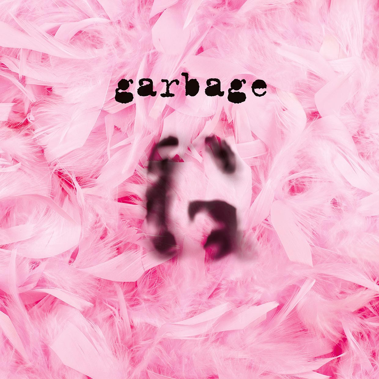 Garbage: Garbage 20th Anniversary, la portada del disco